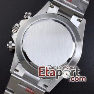Rolex Daytona ETA SUPER CLON 116500 Noob 11 Best Edition 904L SS Case and Bracelet White Dial