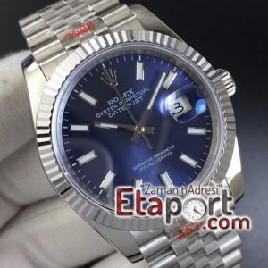 Rolex DateJust 36 SS 126234 GMF 11 Best Edition 904L Steel Gray Dial Stick Markers