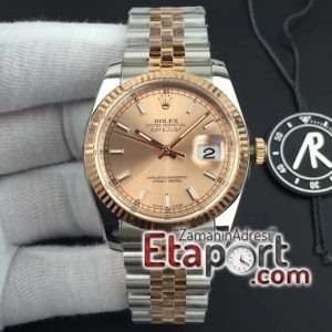 Rolex DateJust 36 SSRG 116201 ARF Best Edition RG Dial Stick Markers