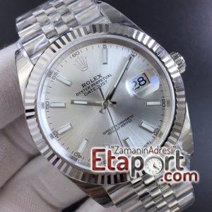 Rolex DateJust 41 126334 904L DJF Silver Dial on Jubilee Bracelet SUPER CLON