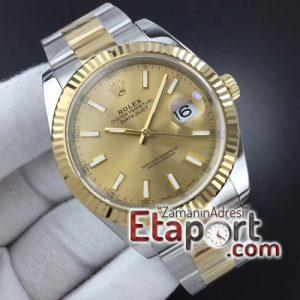 Rolex DateJust 41 mm 126333 ARF Best Edition 904L Steel YG Lumed Super clon