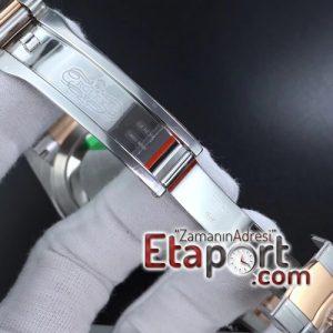 Rolex DateJust 41 mm eta saat 126331 ARF 904L Steel Brown Dial Diamonds