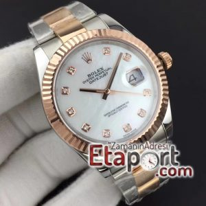 Rolex DateJust II 41mm GMF Best Edition RG Wrapped A3235