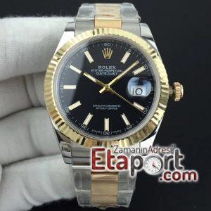 Rolex DateJust II 41mm noob DateJust 3235 Best Edition YG SSYG Oyster Bracelet