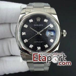 Rolex Datejust 36mm 116234 Smooth Bezel DJF Super Best Edition Diamond