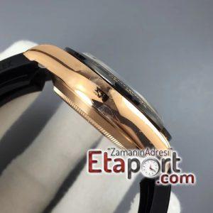 Rolex Daytona 4130 Super Clone V2 116515 ARF Best Edition White Dial on Black Rubber Strap