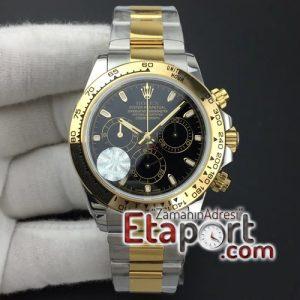 Rolex Daytona 7750 eta saat 116503 JF Best Edition Black Dial on SSYG Bracelet V2