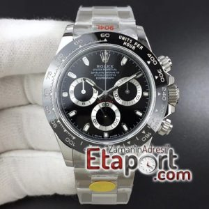 Rolex Daytona Super Clone 116500 Noob Best Edition 904L SS Case and Bracelet