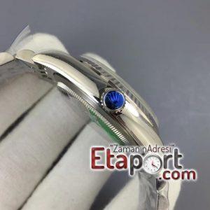 Rolex Eta saat DateJust 36 ARF Best Edition 904L Steel Pink Dial on Jubilee Bracelet SH3135 V2