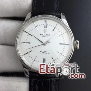 Rolex Eta Saat Cellini Time 50509 SS MKF Best Edition