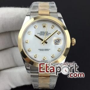 Rolex Noob eta 3235 DateJust II 41mmDiamond Dial Oyster Bracelet