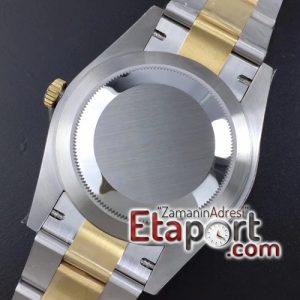 Rolex eta saat DateJust 41 mm 126333 ARF 904L Steel YG Diamonds Dial on Oyster