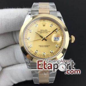 Rolex noob 3235 Super clon DateJust II 41mm Diamond Dial on Oyster Bracel