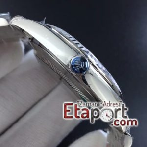 Rolex super clon DateJust 41 126334 904L SS DJF 11 Best Edition Blue Dial
