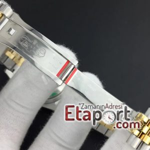 Rolex super eta DateJust 36 mm 126233 ARF 11 Best Edition YG Dial Stick Markers