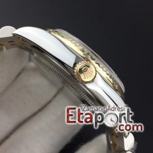 DateJust 36 116234 GMF 11 Best Edition YG Wrapped YG Dial on SSYG Jubilee Bracelet A3235