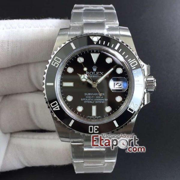 ETA Rolex Submariner 116610 VRF 904L 3135 swiss eta saat