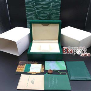 orjinal-rolex-saat-kutusu Rolex kutusu birinci sınıf işçilik ile orijinaline birebir sadık kalınarak üretilmiştir.