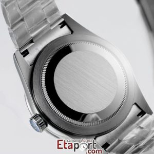 Rolex Sky-Dweller Siyah Kadran 9001 Super Clone ETA Mekanizma 316L Çelik