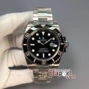 Rolex Submariner ARF 904L 2824 Clone Eta Mekanizma